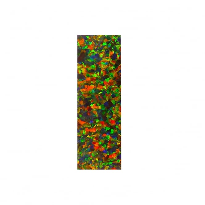 Incudo Opal Inlay Blank - 32x9x1mm (1.3x0.35x0.04