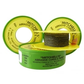 #60/#55/#54/#52 Abrasive Cord - 3.7m (12'), Set of 4, 0.015