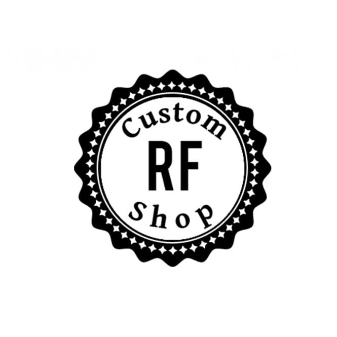 RF Custom Shop Custom Rubber Stamp Max Size 50 x 50mm